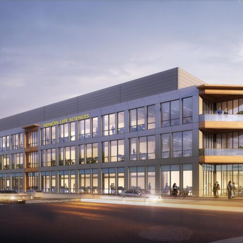 500 Forge rendering from Arsenal St.