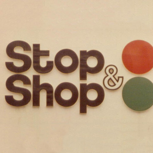 Stop & Shop old logo